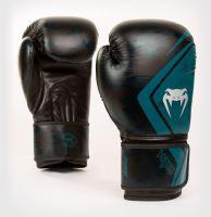 Boxerské rukavice Venum Contender 2.0 černo-zelená