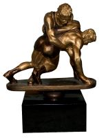 Zápasnická figurka RW1815BR