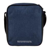 Pánská taška přes rameno Pitbull West Coast SINCE 1989 tmavě modro-černá 2