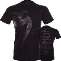 Tričko Venum Giant matná černá