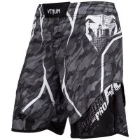 MMA šortky Venum Tecmo tmavě šedá