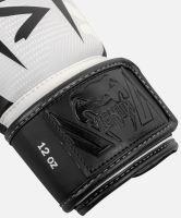 Boxerské rukavice Venum Elite bílý maskáč 4