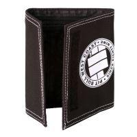 Peněženka Pitbull West Coast Logo 16 černo-bílá 3