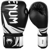 Boxerské rukavice Venum Challenger 3.0 černo-bílé