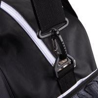 Sportovní taška VENUM Camoline černo-bílá 4