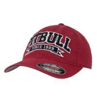 Kšiltovka Pitbull West Coast Full Cap červená